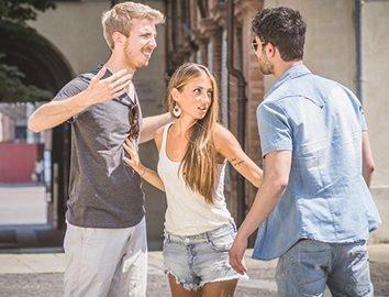 Зачем бывшей девушке провокация ревности