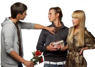 проявления ревности к друзьям