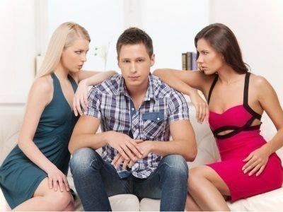Причины ревности - боязнь потерять любимого
