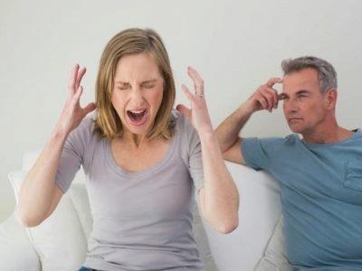 Жена ревнует без повода