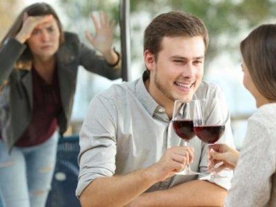 Встречи с другими женщинами - повод для ревности