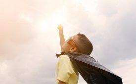 Ребенок-супермен